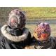 Grenobloise - béret crocheté