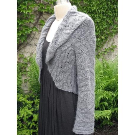 Eve - bolero tricot