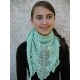 Katarina - châle crochet