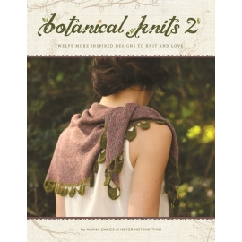 Botanical Knits 2 - book