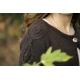 Vigne vierge - veste tricotée