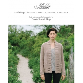 Madder : Anthology I - livre tricot