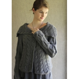 Vashon - veste tricotée