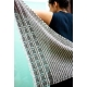 Abingdon - châle tricot