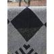 Carrés de yak - châle tricot