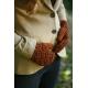 Moufles Lierre - moufles tricot