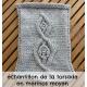 Torsade de feuilles - pull tricot