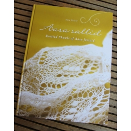 Knitted Shawls of Aasa Jõelaid - knitting book