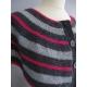 Rytmik - chauffe-épaule ou poncho, tricot