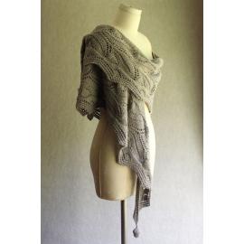 Oakberyy - châle tricot