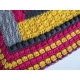 CarpeT Diem - couverture crochet