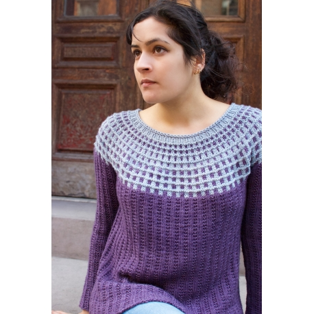 Breezy - pull tricot