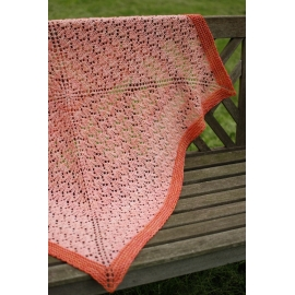 Abby - couverture tricot