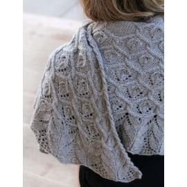 Quatre saisons - châle tricot