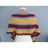 Sibylla, châle tricot