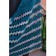 Balade à Etton - châle tricot
