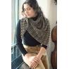 Amalgamation - châle tricot
