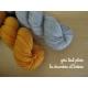 Wool Finest Gris tout plein + La chambre d'Ambre
