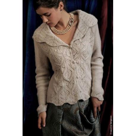 Kelmscott - gilet tricot