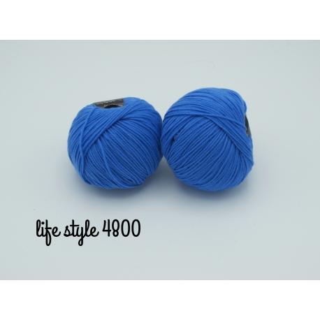 Life Style 4800 bleu
