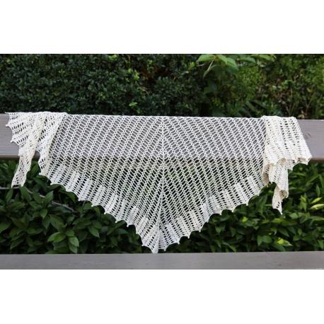 Candide - châle crochet