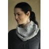 Col Treillis - col tricoté