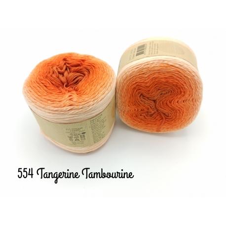 554 tangerine tambourine