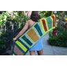 Célébration - étole tricot