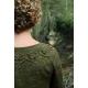 Vieux chêne - veste tricot