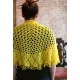 Thalia - châle tricot