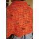 Stheno - châle tricot