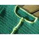 Robin - veste layette crochet