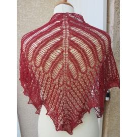Quimperlé - châle tricot