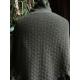 Cambridge - châle tricot