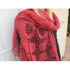 Cirkel - étole crochet