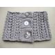 Coline - col tricoté