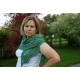 Cerasifera - châle tricoté