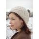 Chemins d'hiver - bonnet tricot
